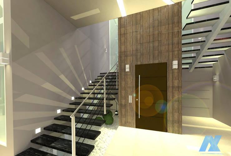 Centro Comercial e Empresarial Ikehara: Edifícios comerciais  por NEBO Arquitetura