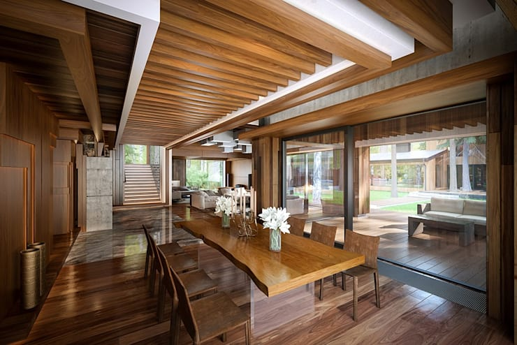 modern Living room by Design studio of Stanislav Orekhov. ARCHITECTURE / INTERIOR DESIGN / VISUALIZATION.