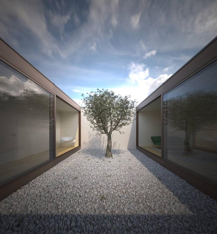 Redux – Arquitectura Modular Sustentável:   por João Araújo Sousa & Joana Correia Silva Arquitectura