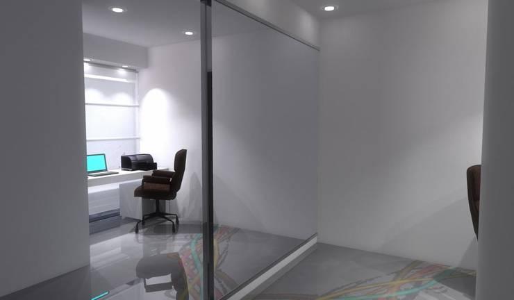 Reforma Ph Caballito:  de estilo  por Vision Digital Architecture