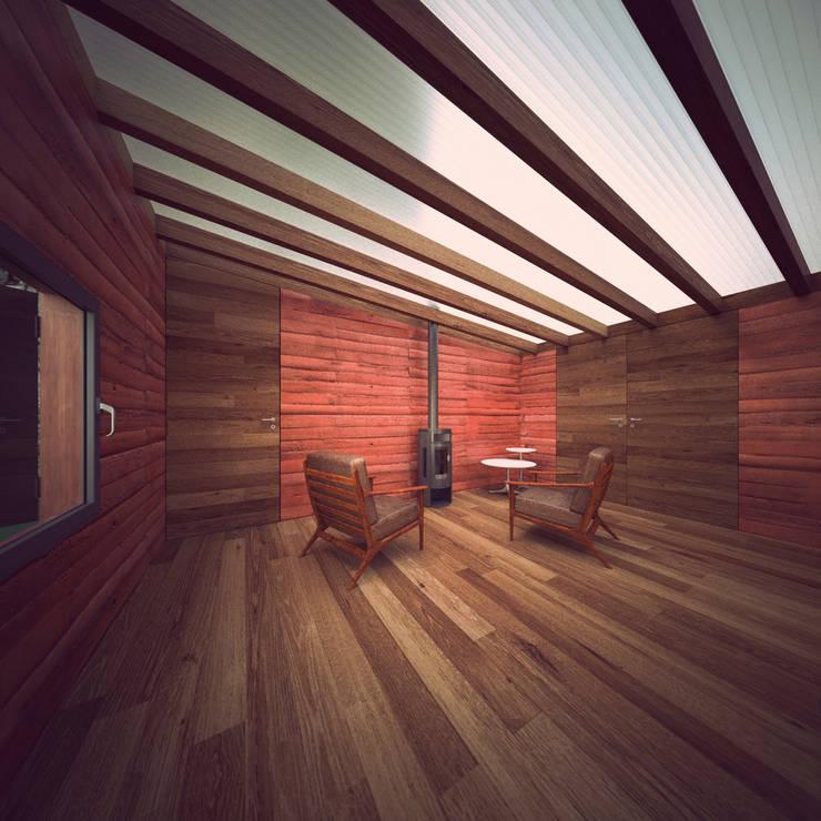Phantom Studio – The Shed Project 2015:   por João Araújo Sousa & Joana Correia Silva Arquitectura