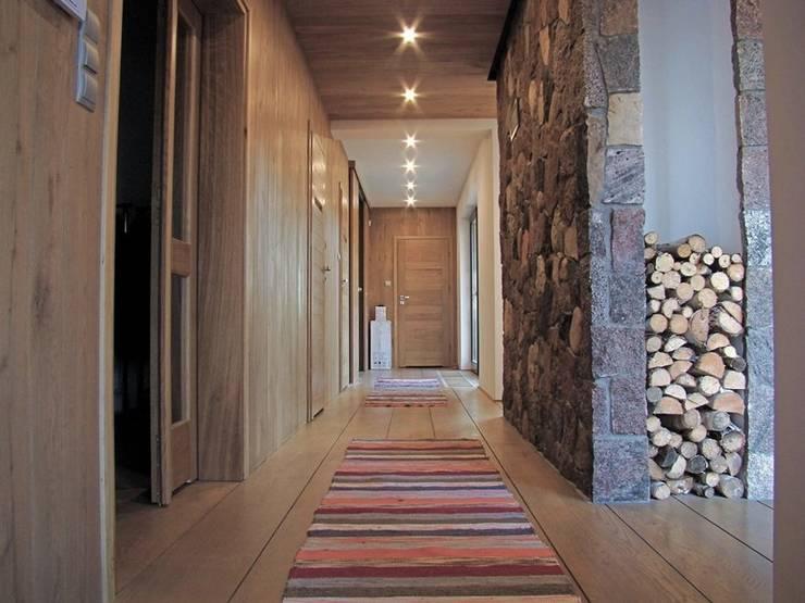 DOM WIEJSKI: styl , w kategorii  zaprojektowany przez ABP Architekci