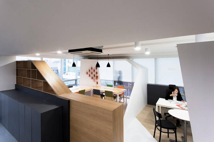 카페 같은 사무실: 매트그라퍼스의  회사