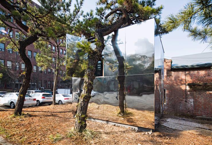 Projekty,   zaprojektowane przez 건축공방  'ArchiWorkshop'