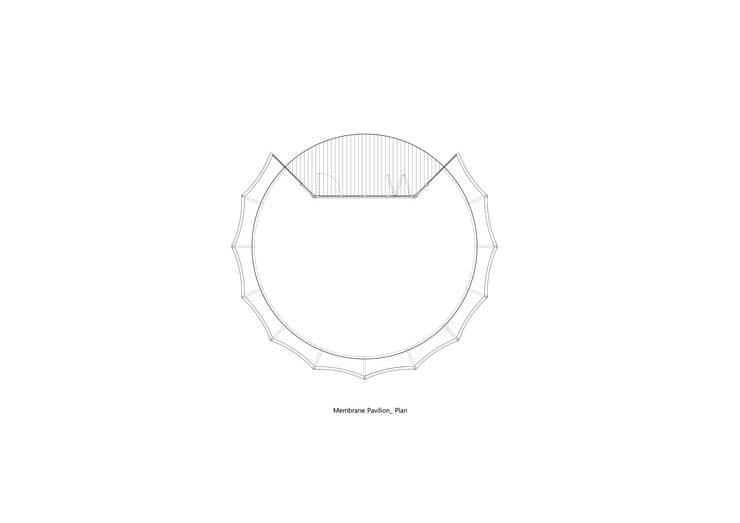 Membrane Pavilion: 건축공방  'ArchiWorkshop'의