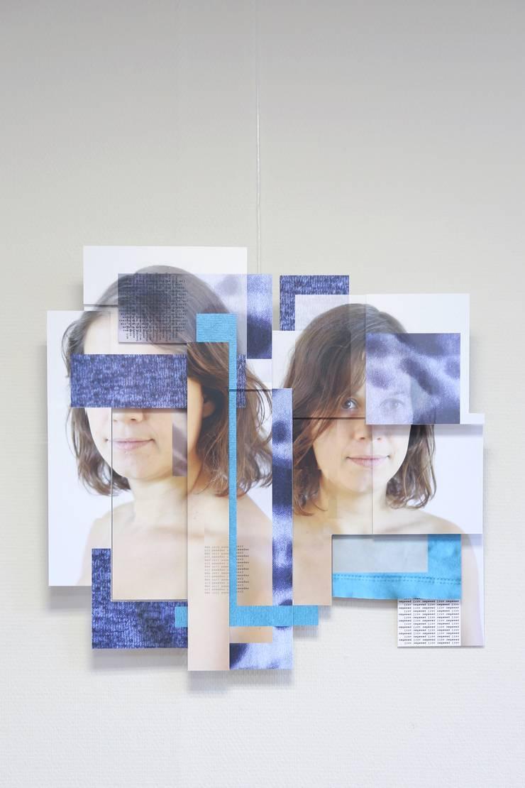Art.1319205: modern  door KRIS doet kunst, Modern Kunststof