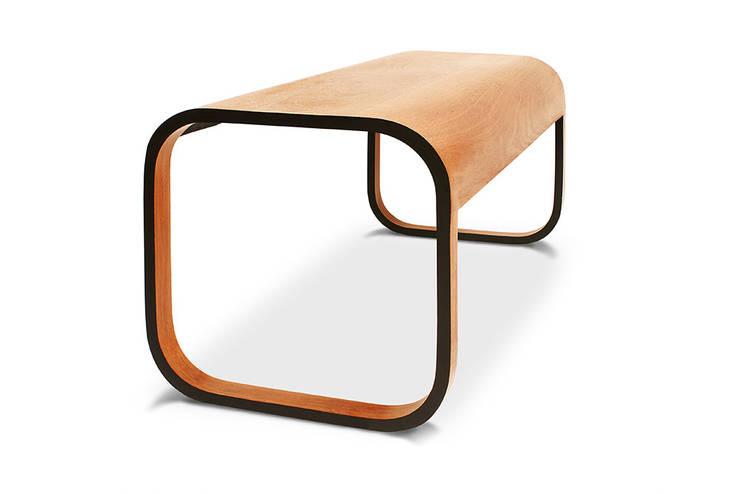 stolik SKANDI: styl , w kategorii Salon zaprojektowany przez Modestwork