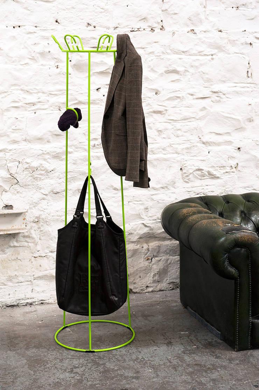 stolik LOFT EVO: styl , w kategorii Korytarz, hol i schody zaprojektowany przez Modestwork