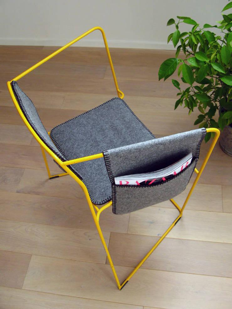 stolik LOFT EVO: styl , w kategorii Salon zaprojektowany przez Modestwork