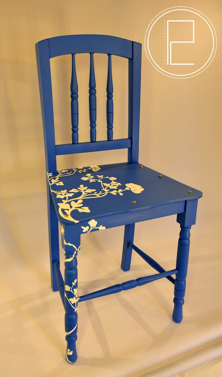 Blue Chair: Casa  por Blue Art Factory