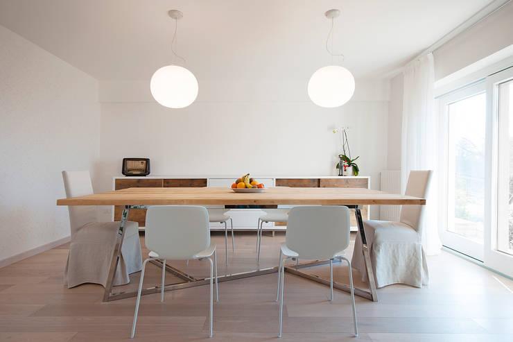 Illuminazione Soggiorno Pranzo : Illuminazione salotto tipologie e idee decor