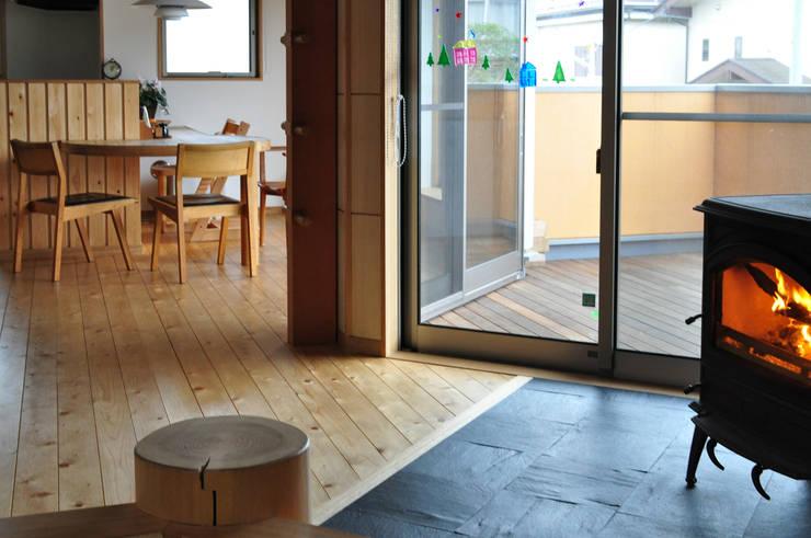 花小金井の家: (株)独楽蔵 KOMAGURAが手掛けたです。