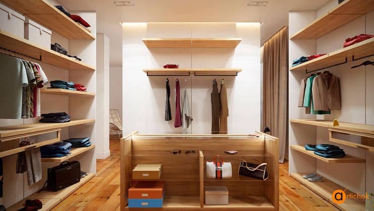 Dressing room by Art-i-Chok