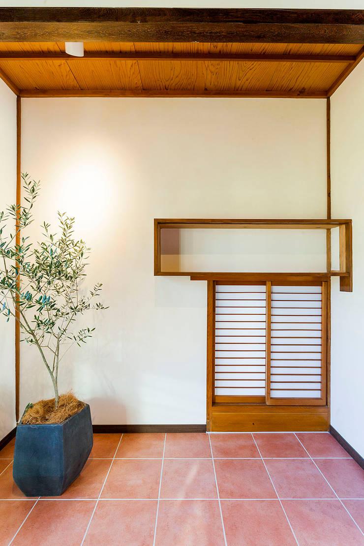 ニッチ: 株式会社シーンデザイン建築設計事務所が手掛けたです。