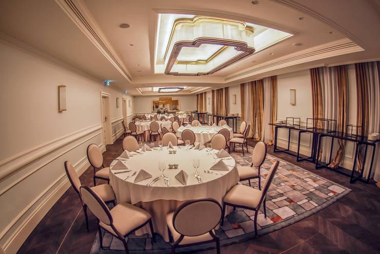 Hotel Bristol, a Luxury Collection Hotel, Warsaw: Sala de jantar  por Ferreira de Sá