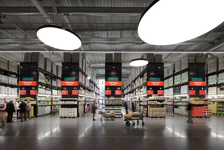 KRAMER GmbH I Ladenbauが手掛けたショッピングセンター