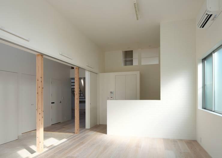 Unico design一級建築士事務所의  거실