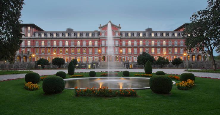 Vidago Palace Hotel: Jardins  por Ferreira de Sá