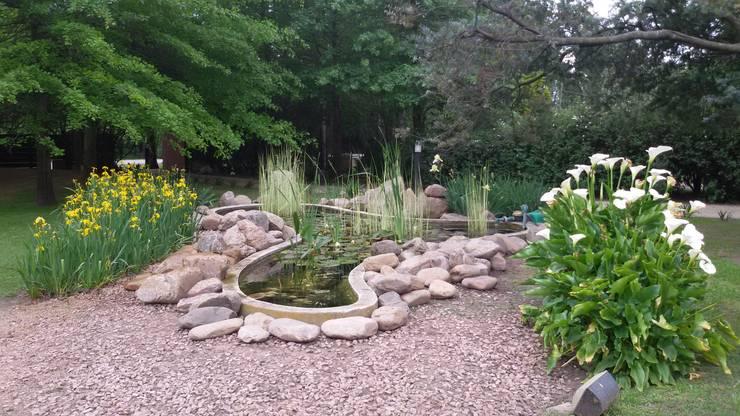 Projekty,  Ogród zaprojektowane przez LAS MARIAS casa & jardin
