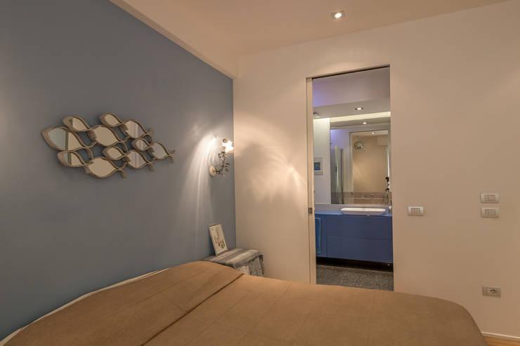 Bartolucci Architetti:  tarz Yatak Odası