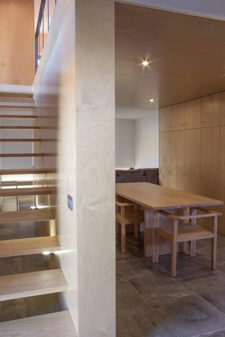 Sala de estar / jantar:   por Pedro Miguel Santos, arquitecto