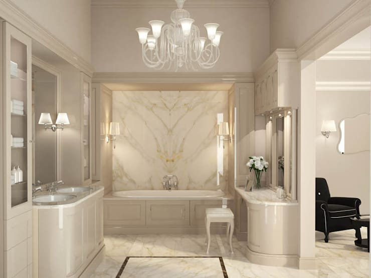 Devon&Devon Bath Couture 9:  Bathroom by Devon&Devon UK