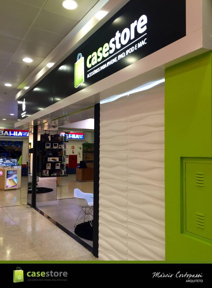 Projeto case store bauru shopping por m rcio cortopassi for Homify case