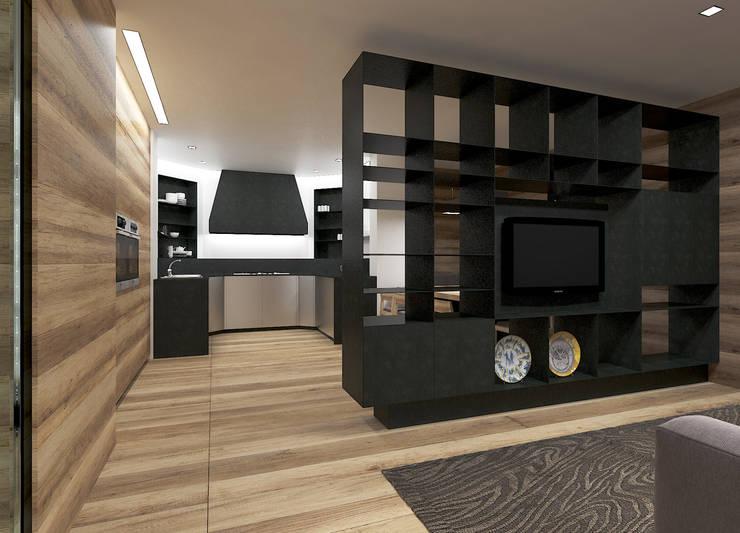 SPA privata: Spa in stile  di GRAPHOS_DS, Moderno