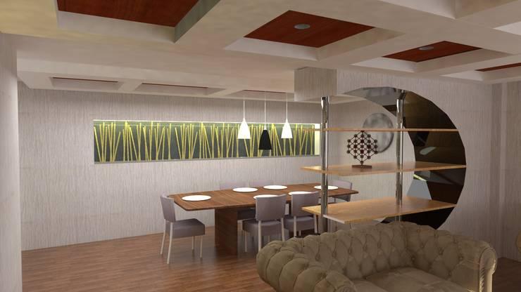 Ömür – Ömür İç Mimarlık:  tarz Yemek Odası