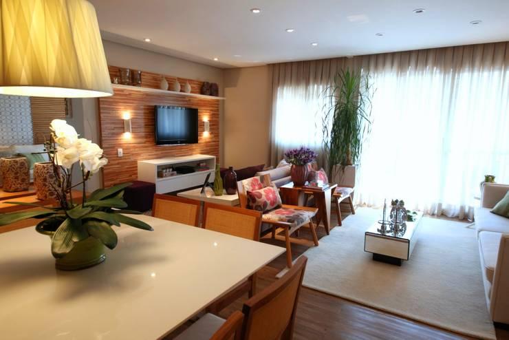 Jardim Marajoara III: Salas de estar  por MeyerCortez arquitetura & design