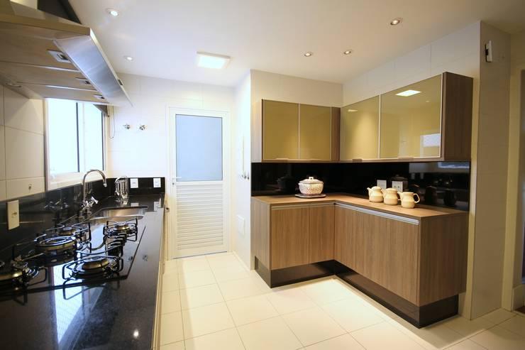 Cocinas de estilo  por MeyerCortez arquitetura & design