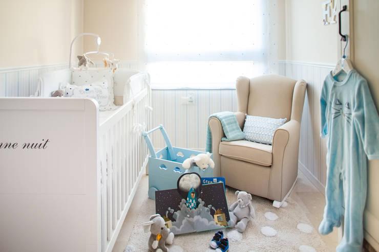 Детские комнаты в . Автор – Margarida Muñoz