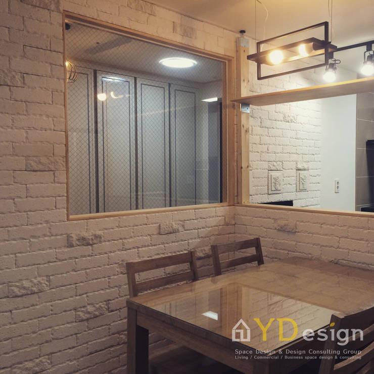 동탄2신도시 호반베르디움APT: YDesign의  주방,모던