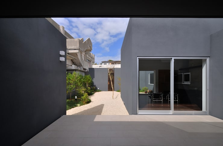 庭: 株式会社クレールアーキラボが手掛けた庭です。,