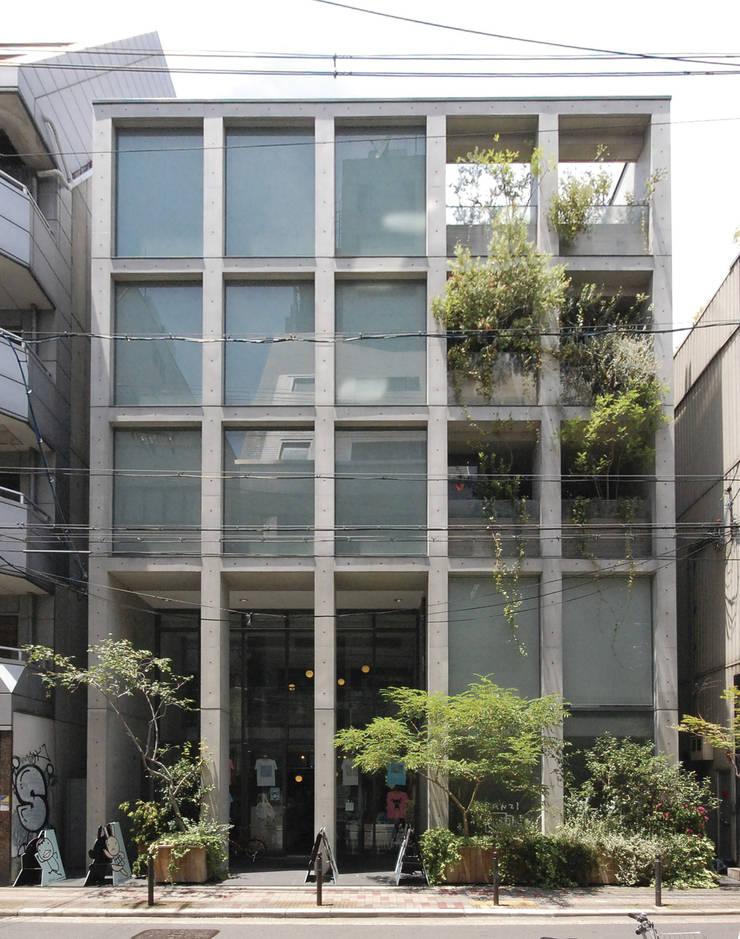 SHOP ARANZIARONZO OSAKA / アランジアロンゾ南船場・本店: WA-SO design    -有限会社 和想-が手掛けたオフィススペース&店です。