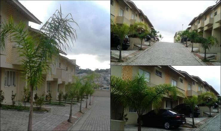 Condomínio de Casas Saint Louis - Brasil: Casas modernas por Dunder Koch Arquitetura