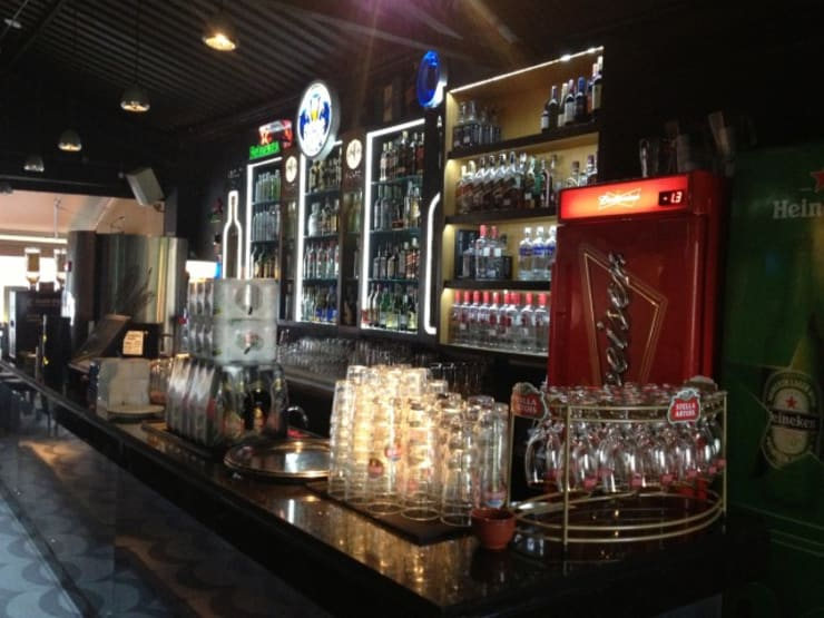 Bar : Bares e clubes  por Dunder Koch Arquitetura