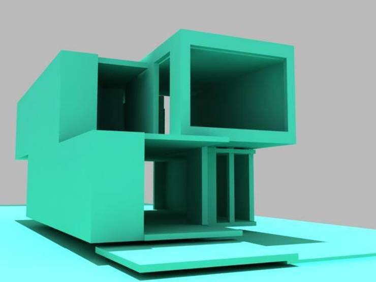 PROYECTO S. MARCELLINI:  de estilo  por M.i. arquitectura & construcción