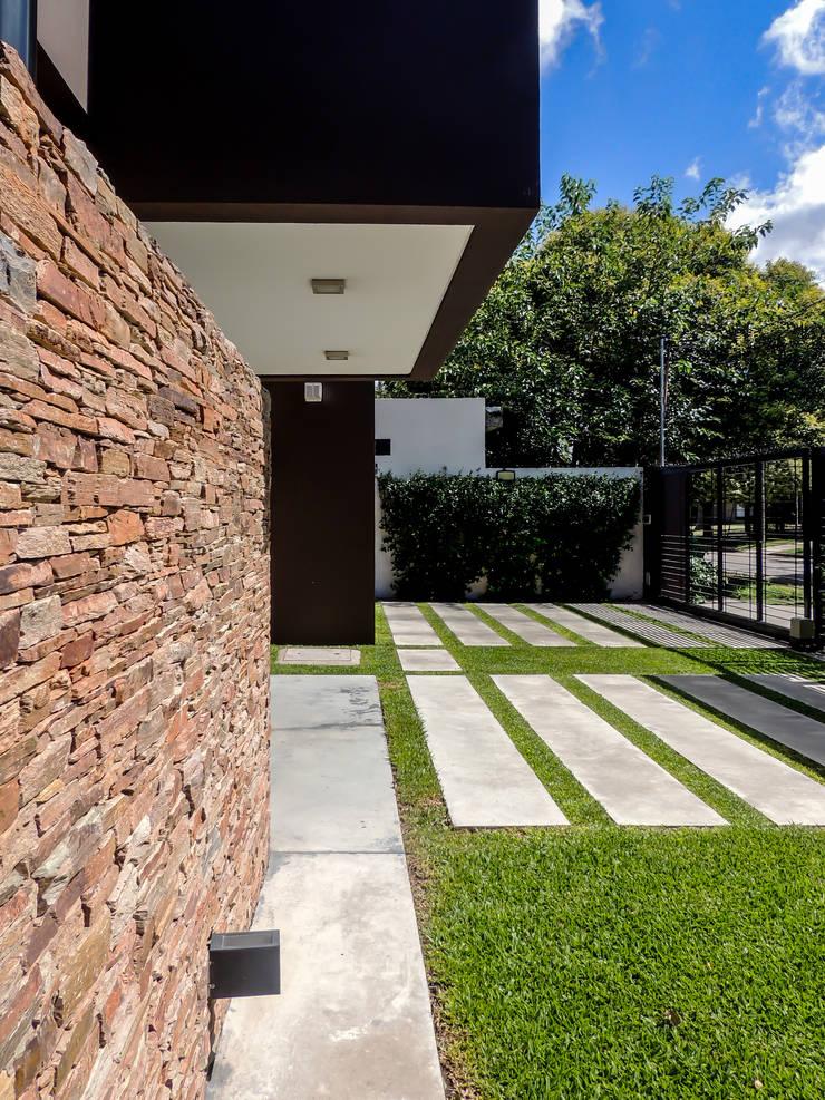 Huizen door Carbone Fernandez Arquitectos