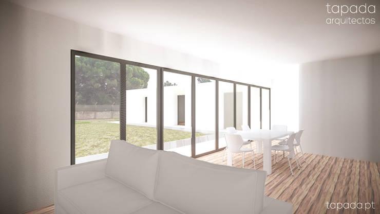 Casa na Moita:   por Tapada arquitectos