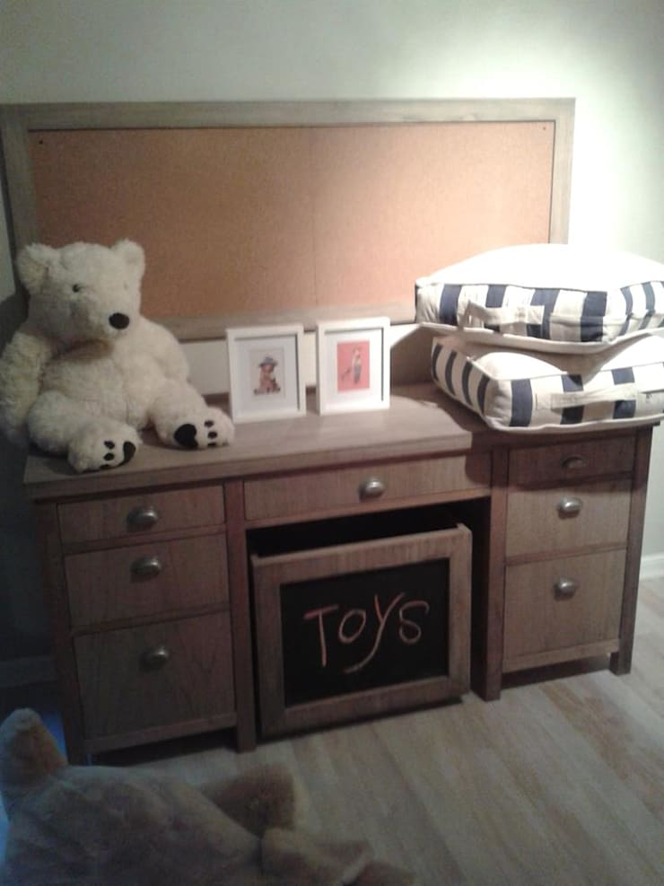 Nursery/kid's room by Carolina biercamp