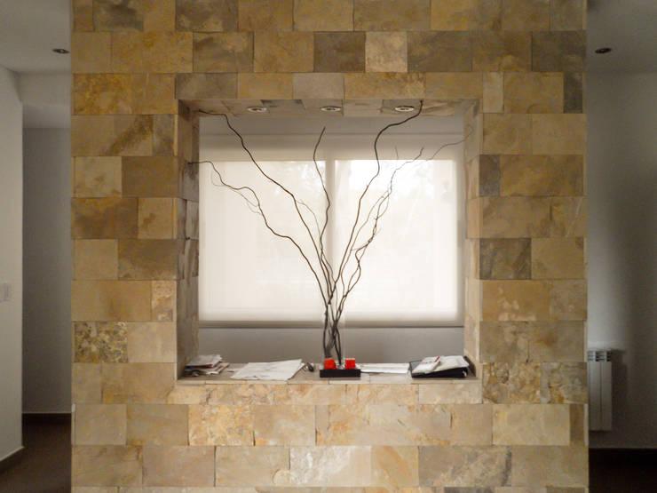 قبو النبيذ تنفيذ Carbone Fernandez Arquitectos