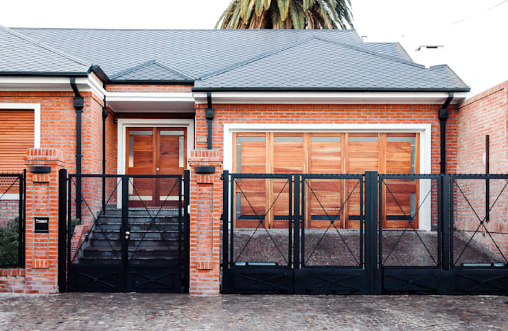 moderne Huizen door Carbone Fernandez Arquitectos