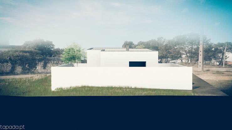 Casa no Pinhal do General: Casas  por Tapada arquitectos