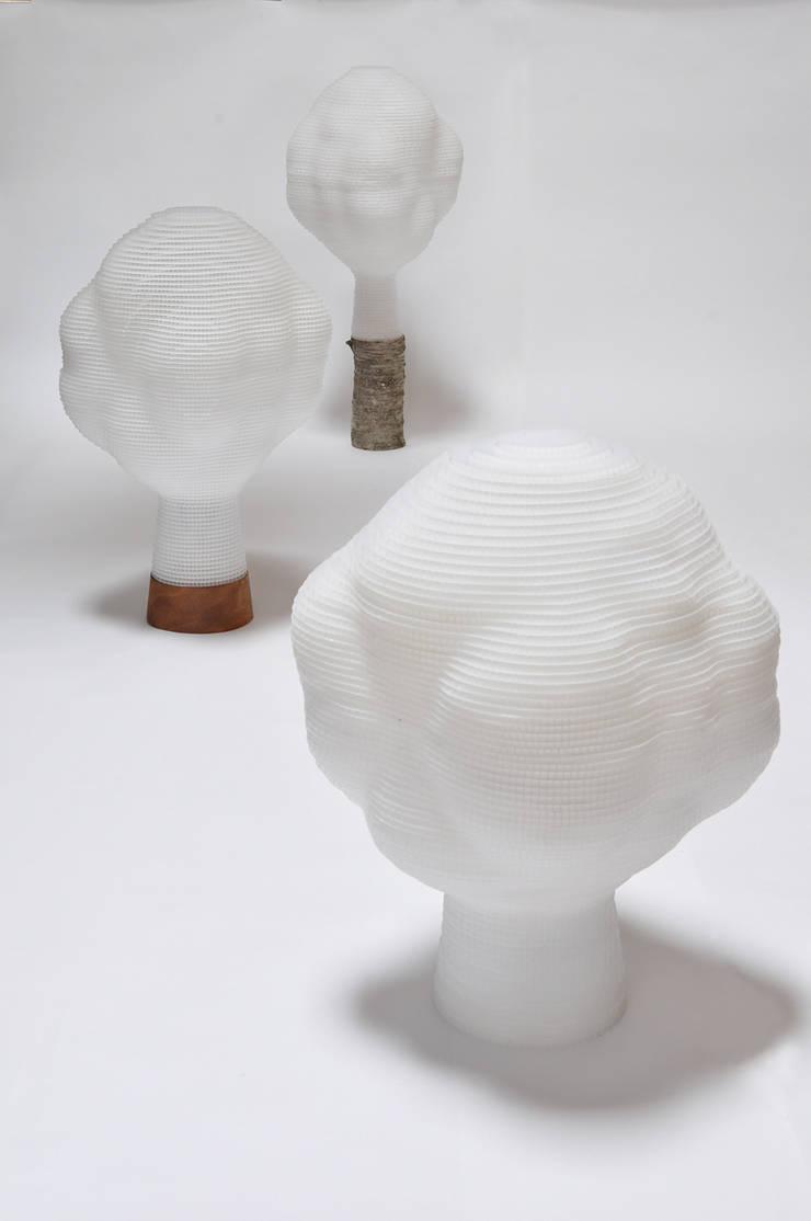 modern  oleh すがたかたち, Modern Komposit Kayu-Plastik