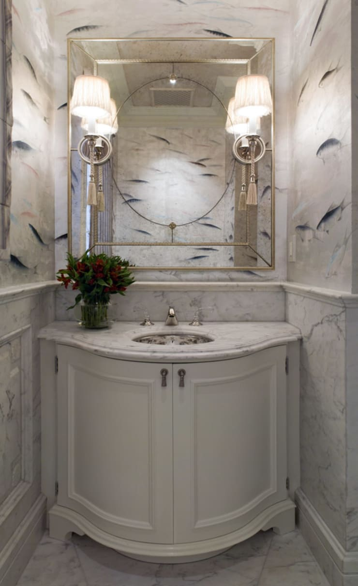 Bathroom by Antonio Martins Interior Design Inc, Classic