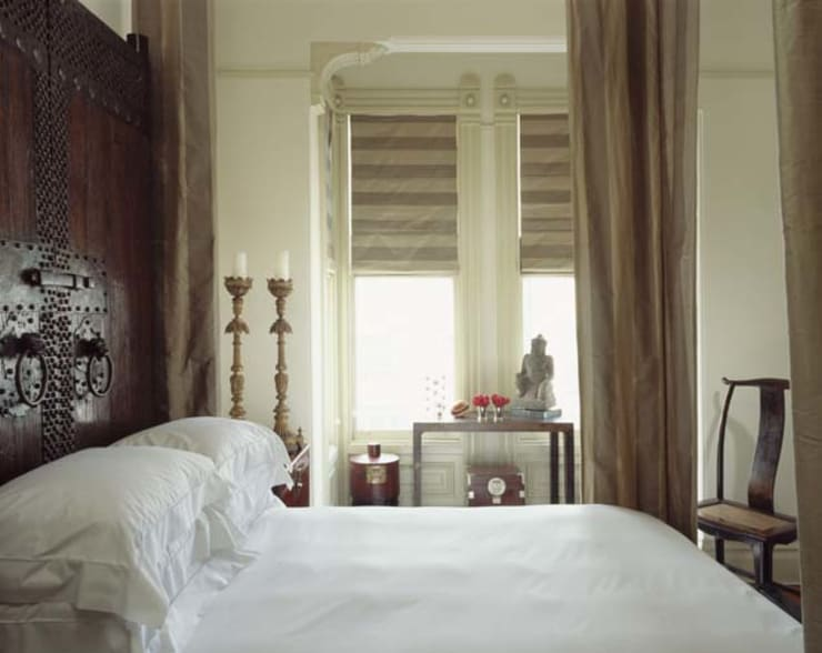 Bedroom by Antonio Martins Interior Design Inc