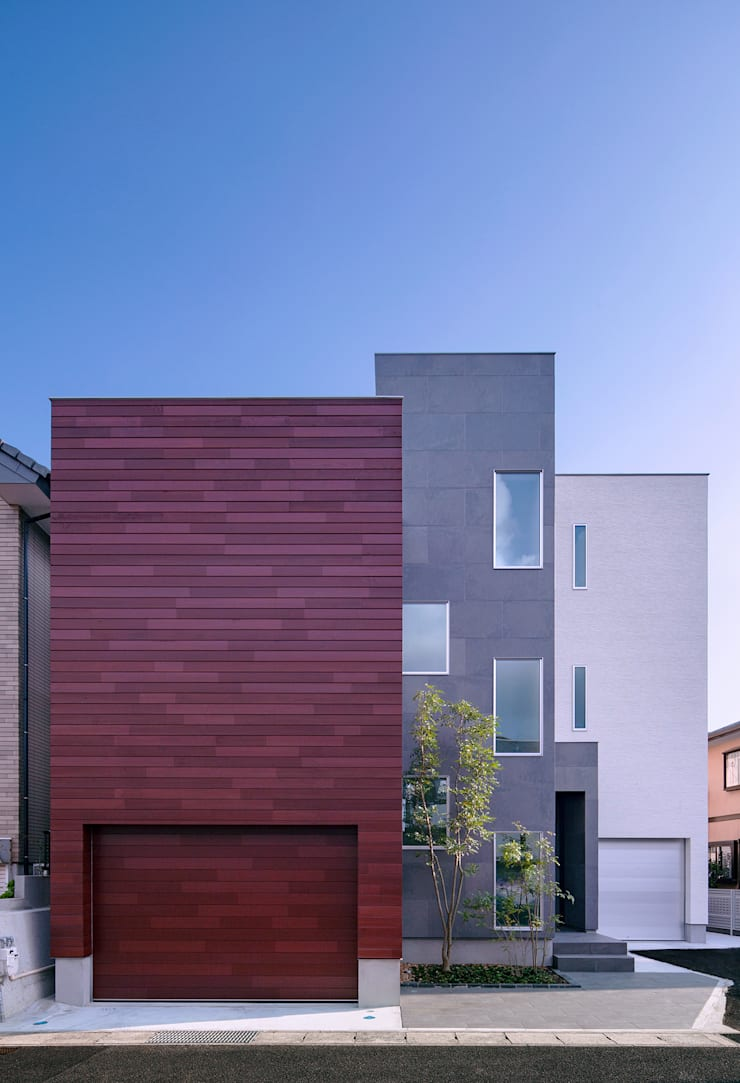 Y8-house「木と石の家」: Architect Show co.,Ltdが手掛けた家です。,
