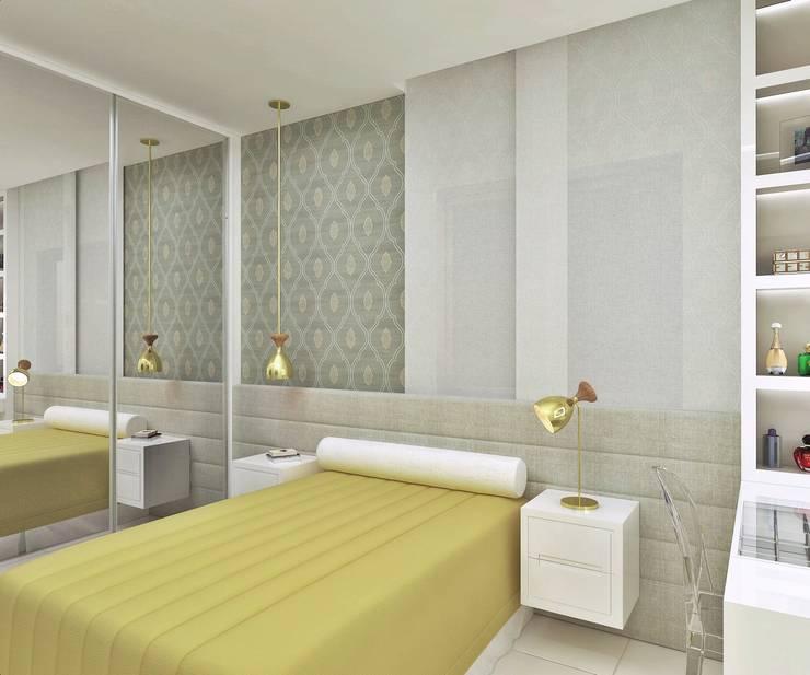 Moderne Schlafzimmer von Marcos Assmar Arquitetura | Paisagismo Modern