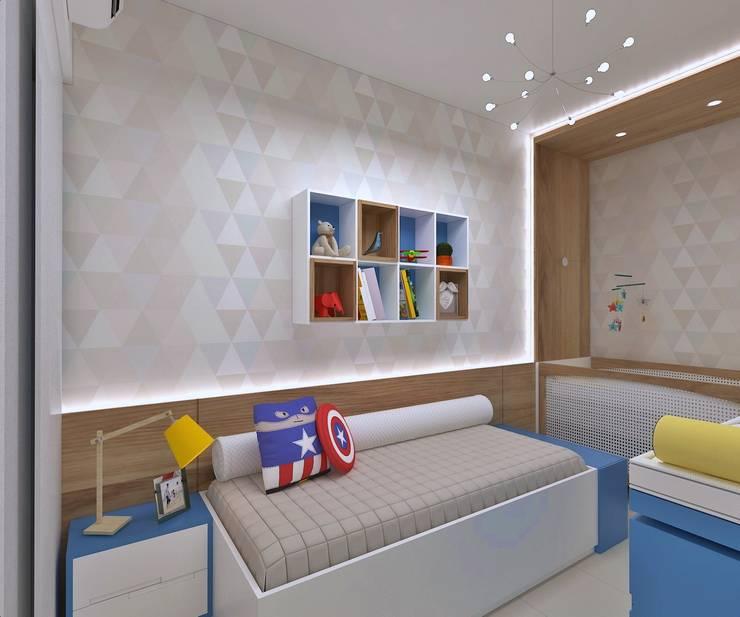 Moderne Kinderzimmer von Marcos Assmar Arquitetura | Paisagismo Modern